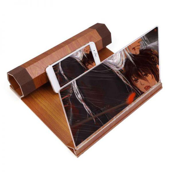12 Inch Mobiele Telefoon 3D Vergrootglas 1