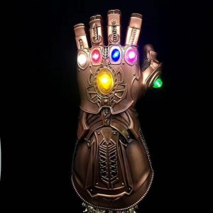 Thanos Infinity Gauntlet incl. LED-verlichting (Avengers: Infinity War) 1