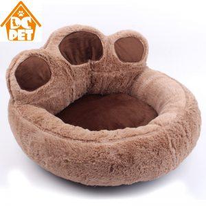 Fluffy Bed voor Huisdieren (diverse kleuren)