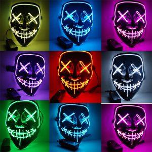 Halloween LED Maskers (The Purge) 4