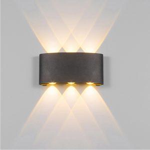 LED wandlamp Scandinavische stijl