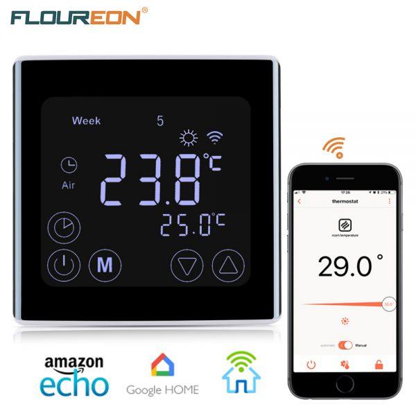 Floureon wifi thermostaat