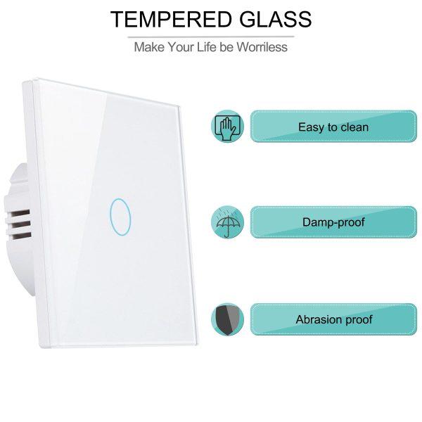 Smart Wifi Touch licht 3