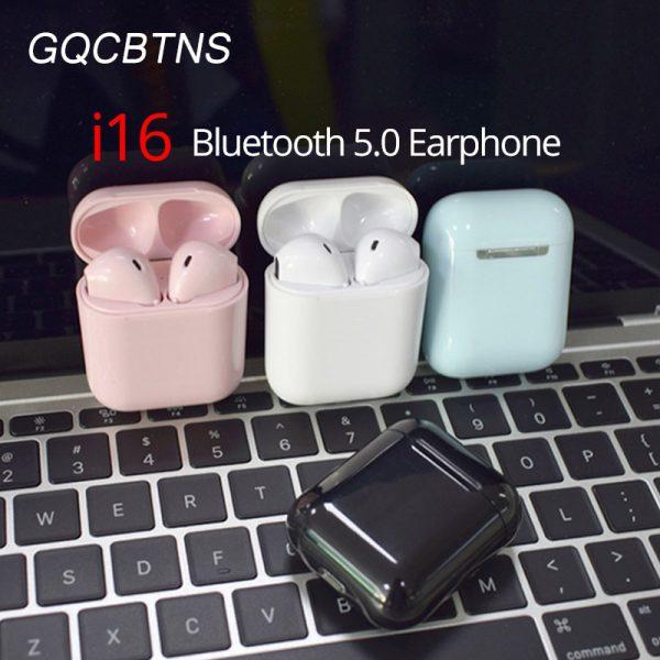 Draadloze Bluetooth oortjes i16